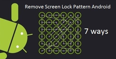 All Android Phones Pattern Lock Remover Software 2017 Free