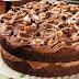 Receta de pastel de zanahoria con chocolate