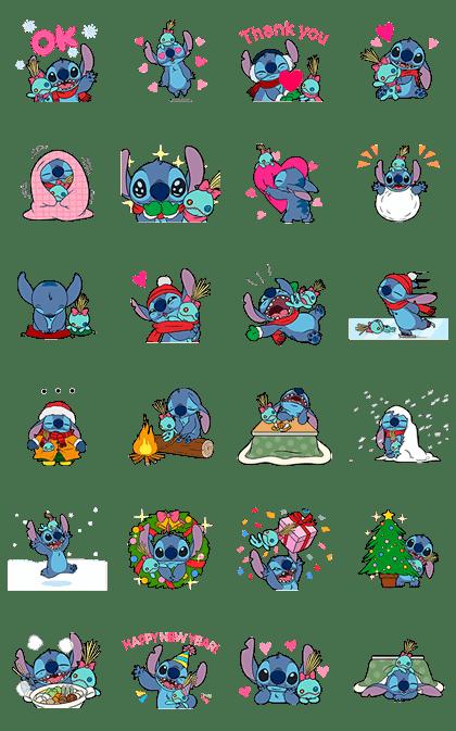 Stitch & Scrump: Winter