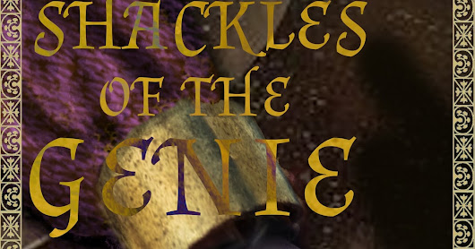 Genie Erotica ~ Shackles of the Genie a Gay Erotic Story