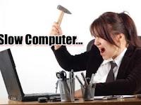 Penyebab Laptop dan cara mengatasi laptop yang sangat lemot/lambat