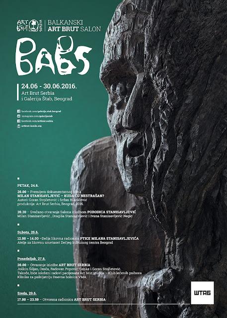 Art Brut Salon / BABS 2016