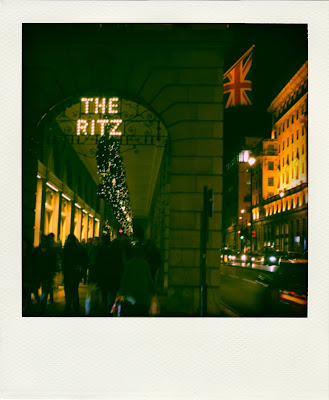 putting on the ritz on piccadilly