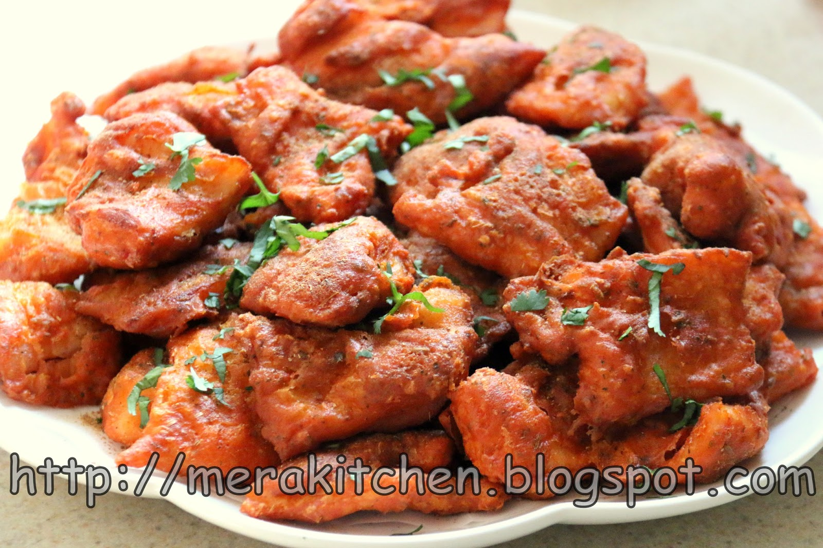 Merakitchen amritsari fish fry for Amritsari cuisine
