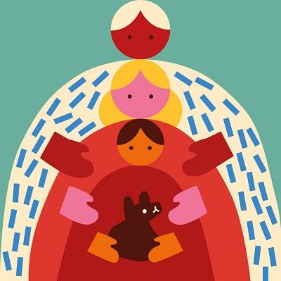 ilustraciones por Anna Kövecses | creative line drawings, cool stuff, pictures | imagenes bellas chidas modernas, dibujos bonitos hermosos, juego de lineas y formas continuas