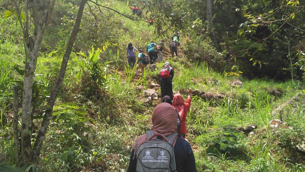 Ngos Ngosan Piknik Di Helipad Desa Wisata Sepakung Pejalan