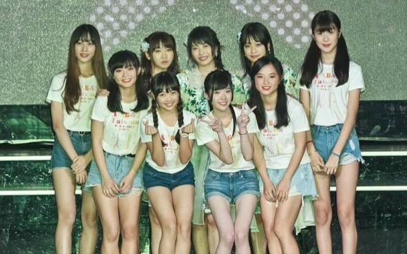 tpe48 taipei members akb4 taiwan 1st generation