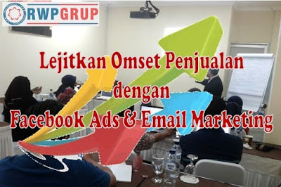 Belajar facebook ads email marketing