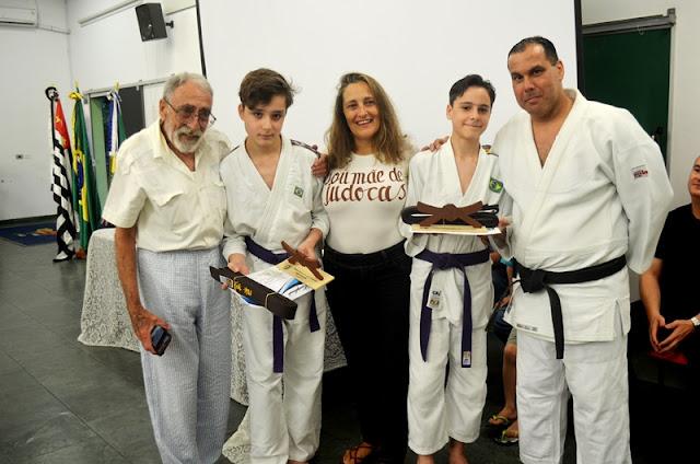 Ilha Comprida graduou novos 41 judocas