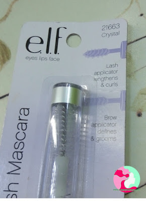 elf clear brow and lash mascara packaging