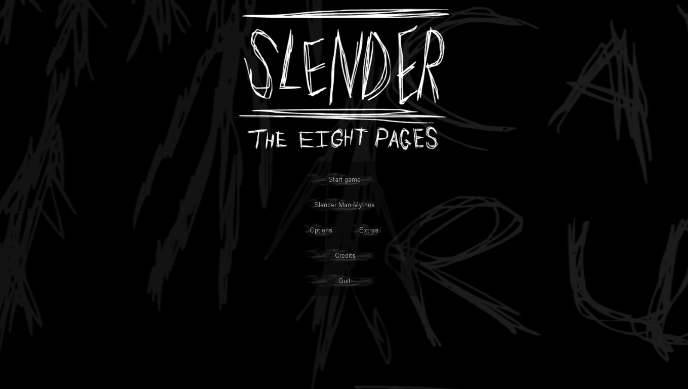 Download Game Horror Slenderman: The Eight Pages