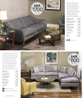 Home Furniture Flyer September 6 - October 1, 2017