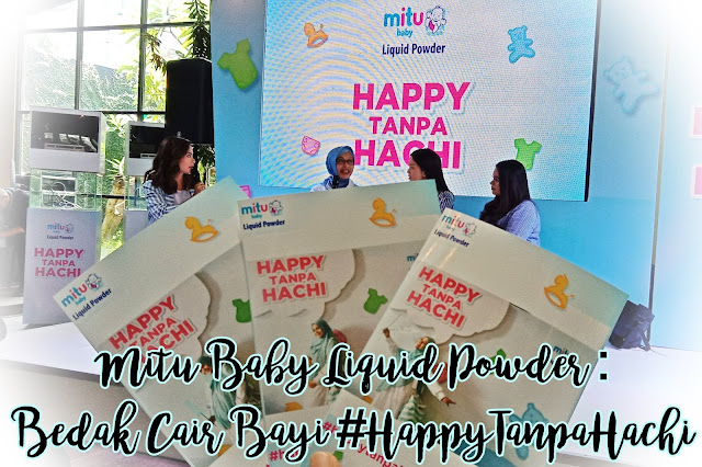 Mitu Baby Liquid Powder