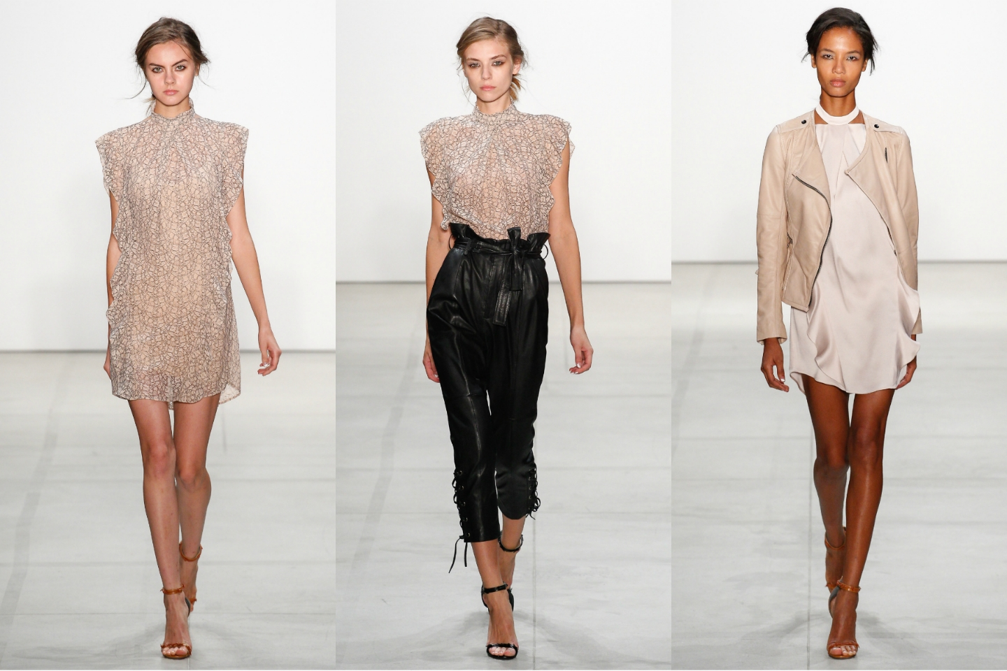 Eniwhere Fashion - NYFW - Spring Summer 2016-17