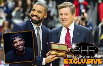 Hotline Bling Rapper Drake Has Been Awarded The Key Of Toronto