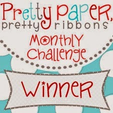 Pretty Paper Pretty Ribbons Monthly - Made with Love Challenge