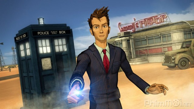 Phim Bác Sĩ Vô Danh : Cõi Mộng VietSub HD | Doctor Who : Dreamland 2015