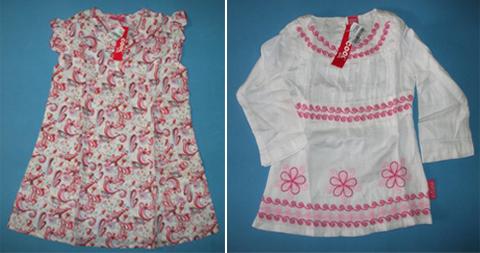 model baju atasan anak perempuan