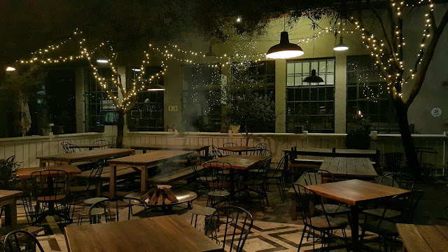 Calexico - new Americana #Restaurant at #44Stanley #Johannesburg #SouthAfrica