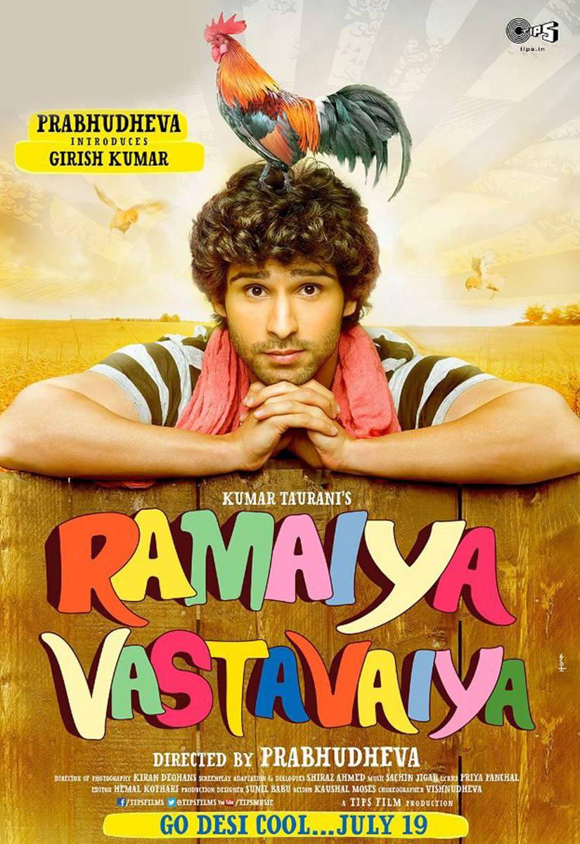 Ramaiya Vastavaiya Hindi Movie Hd Wallpaeprs-3514