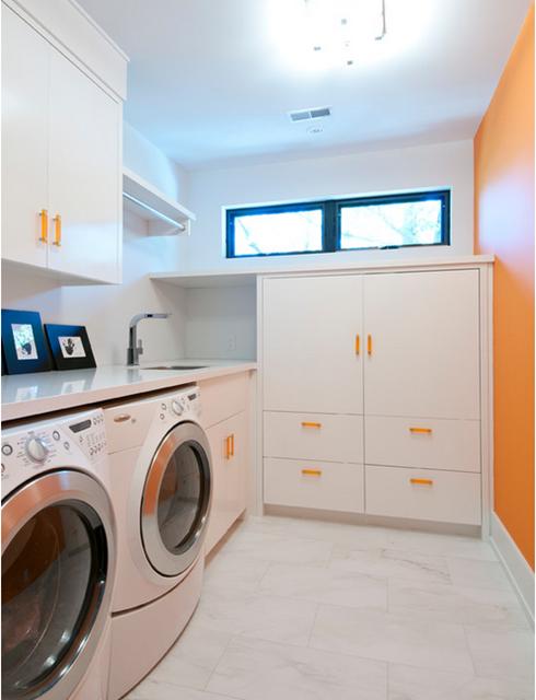 lavanderia laranja
