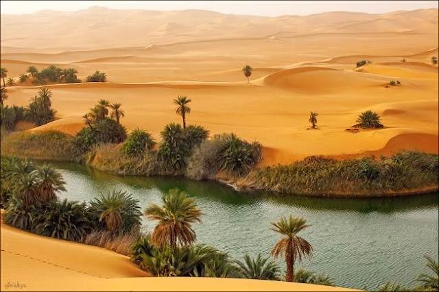 NASA Telah Buktikan Kebenaran Rasulullah Bahwa Jazirah Arab Dahulu Adalah Padang Rumput