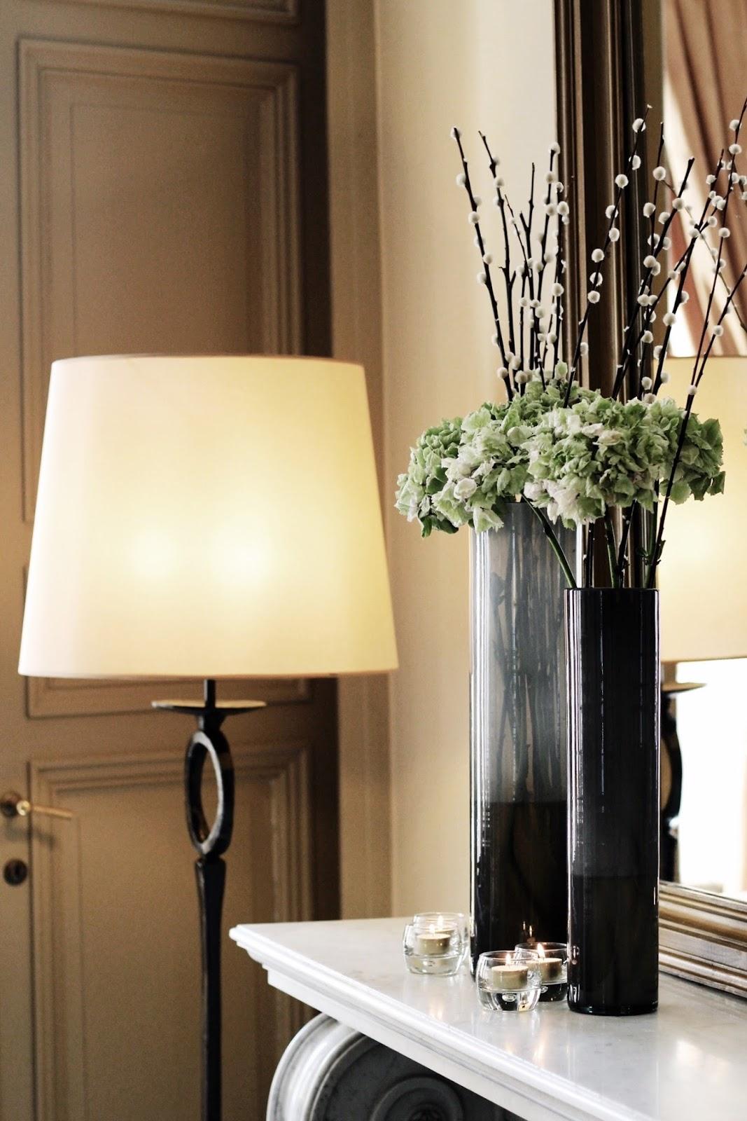 Hotel Dukes' Palace Flower Displays Decor