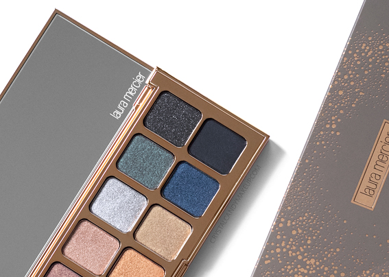 Laura Mercier Nights Out Eyeshadow Palette Review