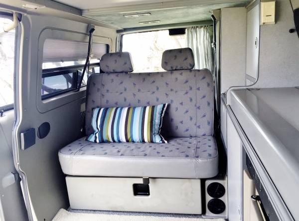 Used RVs 1997 Volkswagen Eurovan Winnebago Camper For Sale ...