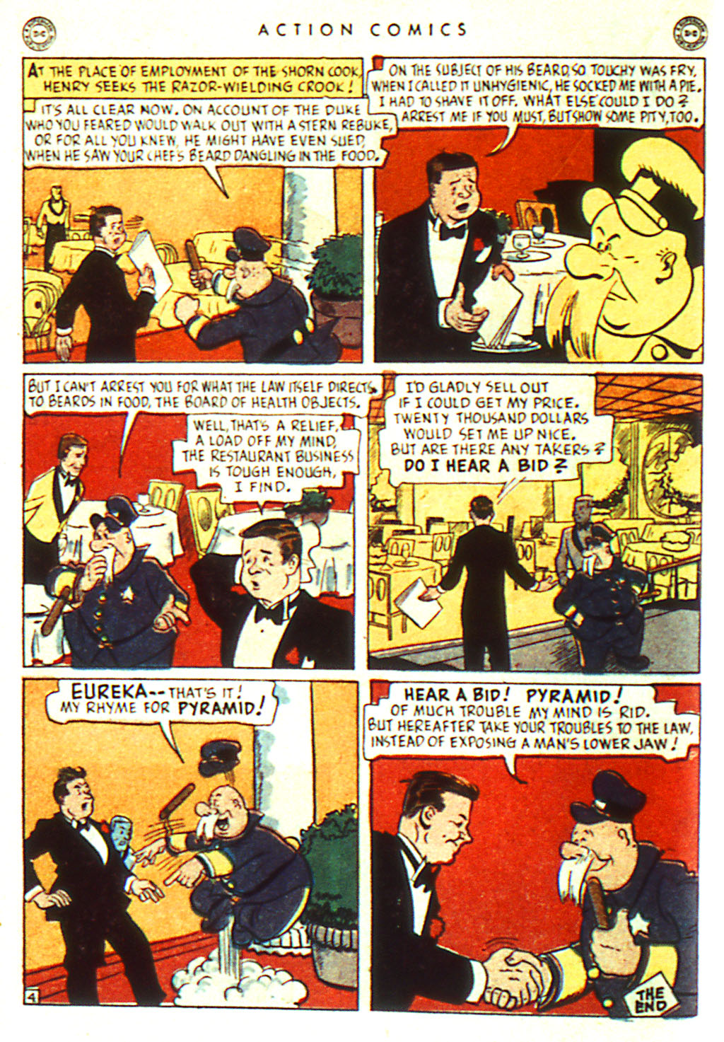 Read online Action Comics (1938) comic -  Issue #98 - 20