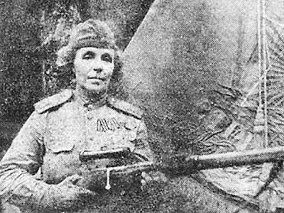 Nina Pavlovna Petrova