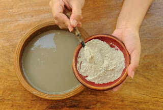 глиняный порошок