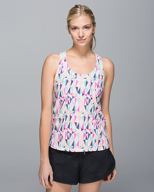 lululemon lightened up singlet