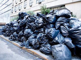 Cota 1500, 40 voluntari, 3 zile = 400 de saci gunoi