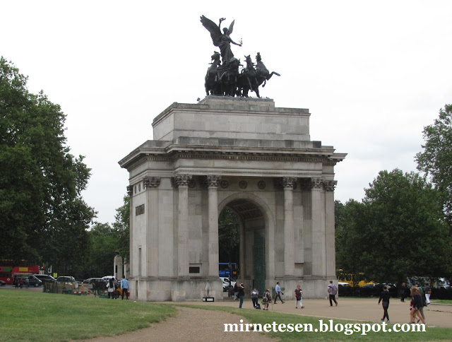 Лондон - Арка Веллингтона