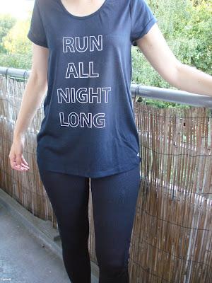 Go sport tenue Athlitech spécialement conçue pour la course à pied