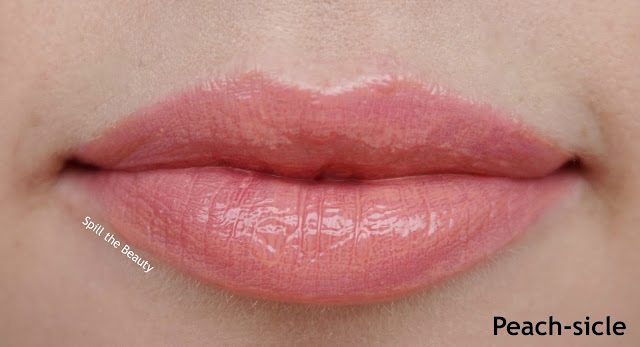 Too Faced gloss peachsicle