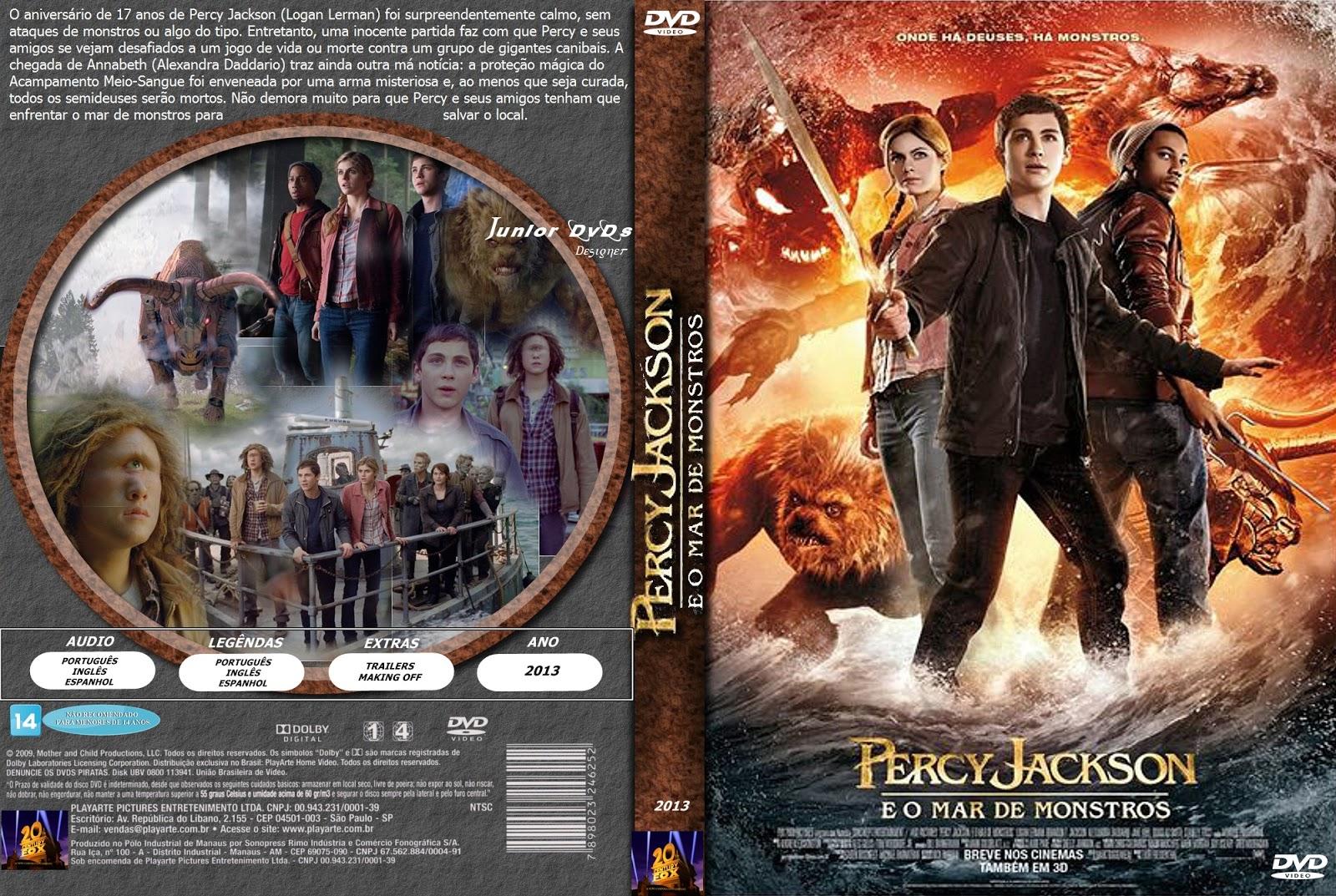Percy Jackson e o Mar dos Monstros - Torrent (Percy Jackson: Sea of ...