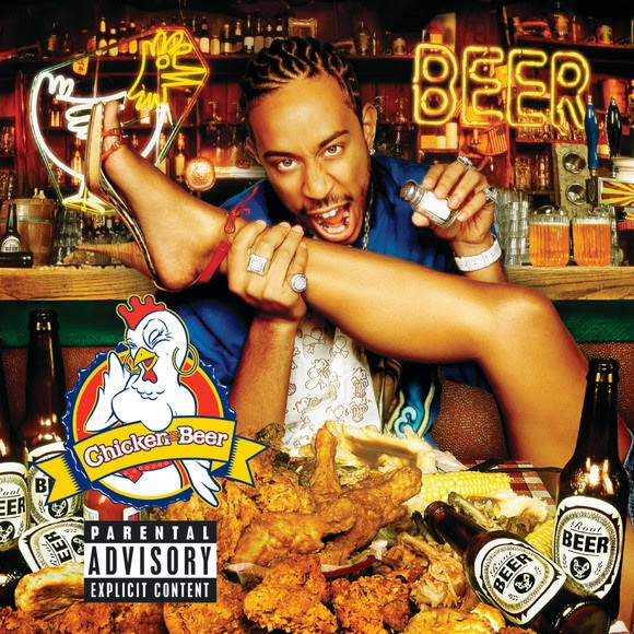 Ludacris - Chicken-N-Beer Cover