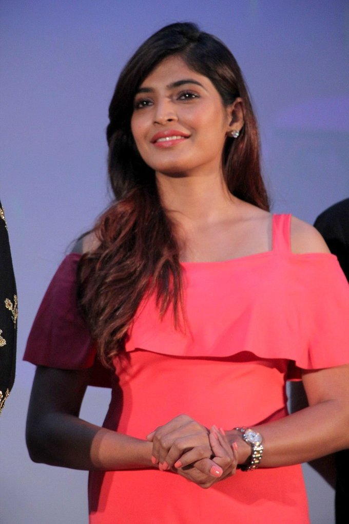 Sanchita Shetty Gemini Ganeshanum Suruli Raajanum Audio Launch Pics