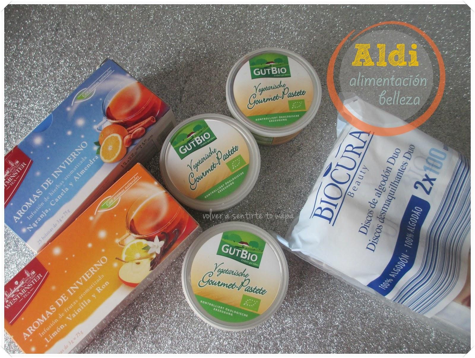 ALDI - Compras Alimentación y Belleza