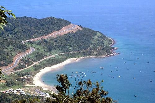 cảnh đẹp Bán đảo Sơn Trà Đà Nẵng