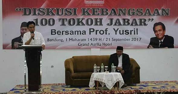Prof Yusril: Komunisme Akan Membuat Pancasila Hancur Lebur!