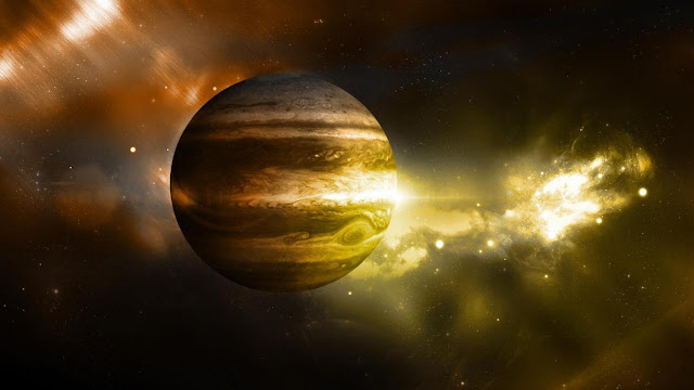 Jupiter is the oldest planet in our solar system