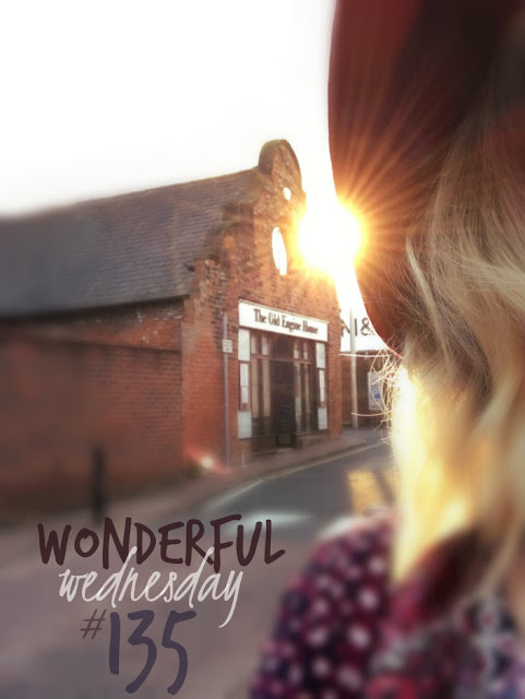 Wonderful Wednesday #135