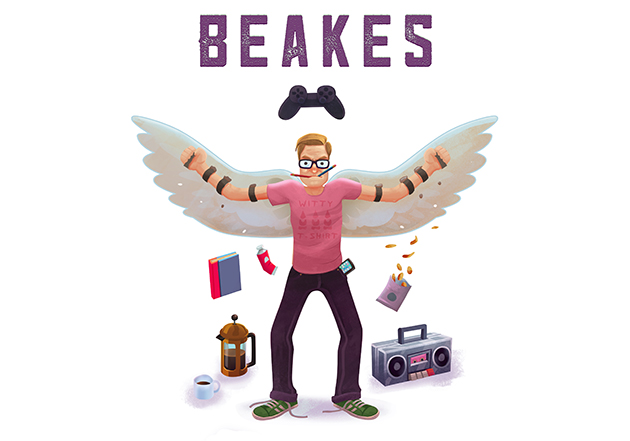 Blog of Beakes