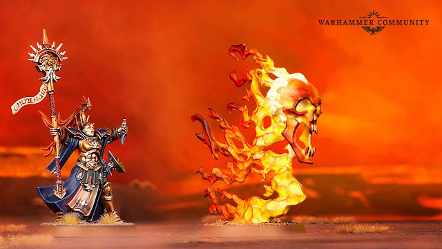 Magia Brillante Age of Sigmar