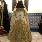 Nueva Saya y Mantilla para la Virgen de los Dolores de La Linea