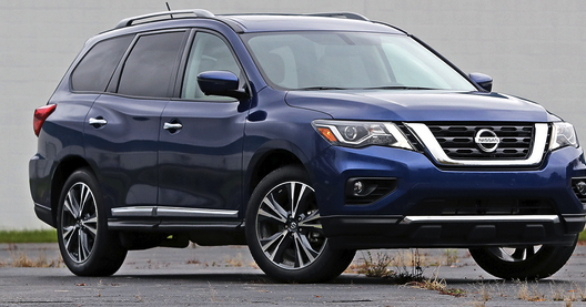 2020 Nissan Pathfinder Platinum AWD Review - Cars Auto Express | New and Used Car Reviews, News ...