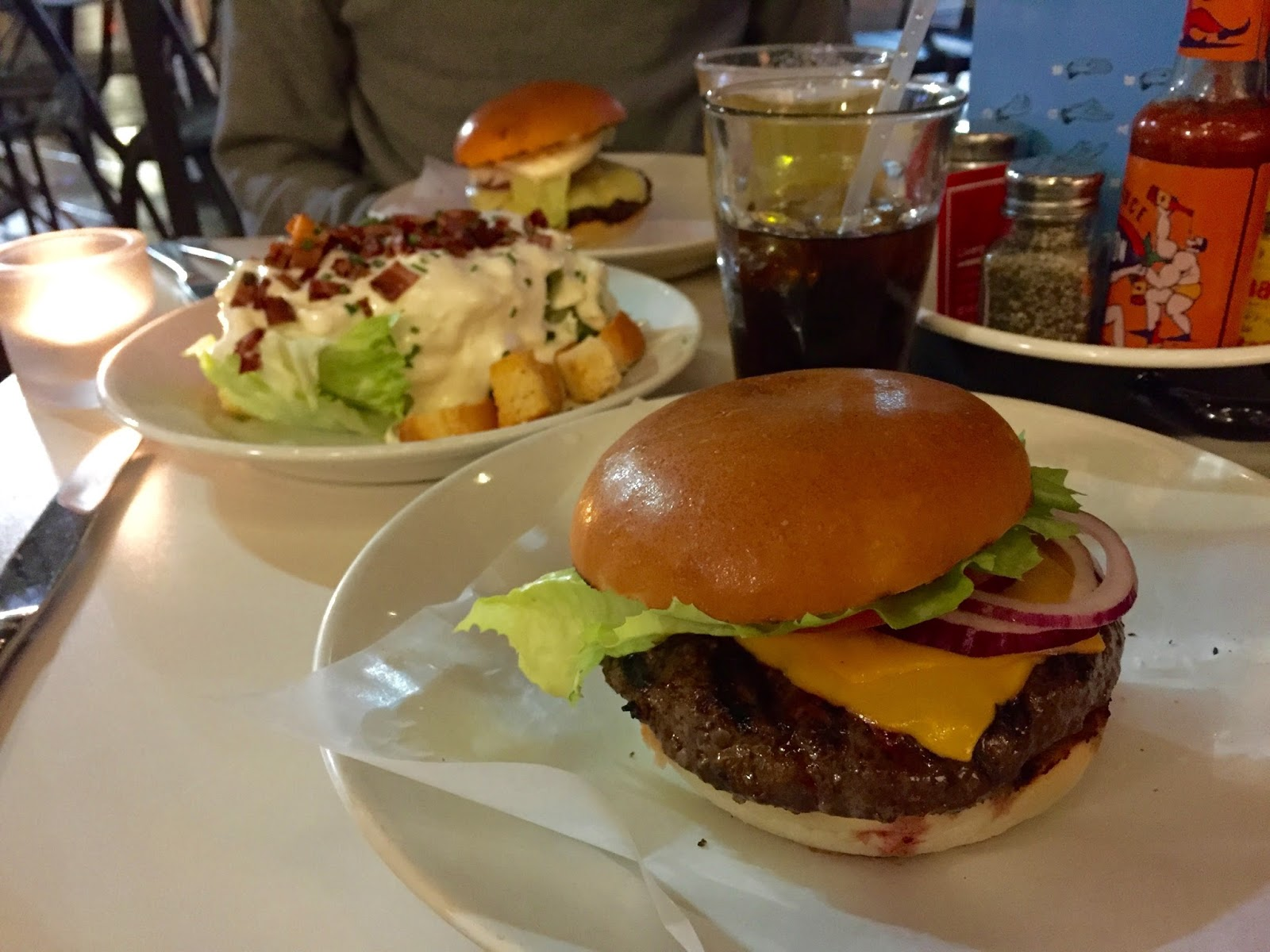 byron burger food places in liverpool